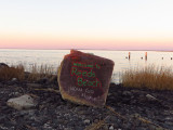 Sunset at Reed's Beach, Delaware Bay
