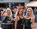 The Monster Energy Girls...
