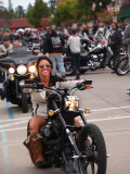 May As Well Finish This Album As It Was Started...With A Super Hot Lady Riding A Super Hot Bike...