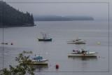 Lobster Boats in Bucksport vicinity