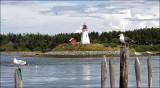 Mulholland Lighthouse Campobello Island New Brunswick Canada