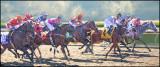 Keeneland Racetrack +Topaz Impression