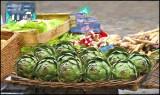 Veggies in French Market