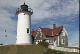 Nobska Point Lighthouse Woods Hole (Falmouth), Massachusetts (Cape Cod)