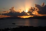 St Thomas sun rise