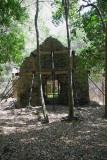 Trunk Bay ruins