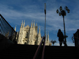 The Duomo of  Milano 2013