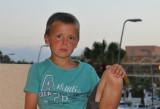 My son Mattheus