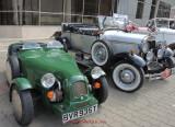 Targul Anticarilor - Autovehicule de epoca