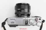 Fujifilm Fujinon XF 35mm f/1.4 R and 18-55mm F2.8-4 R LM OIS