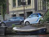Amsterdam: electric cars