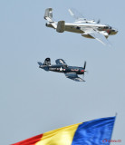 Flying Bulls at Bucharest Airshow 2016
