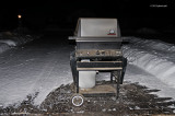Grilling at 12 degrees (-11C)