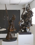 A Tour of the Albert Paley Studio