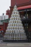Brewery Keg Tree