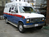 1991 ford econoline ambulance