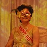 Luzon Arbizo's 80th Birthday - Masquerade Party