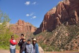 2015 Spring Break Vacation:        Bryce Canyon; Zion Canyon; Kolob Canyon - Utah