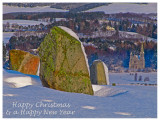 From Tomnaverie to Tarland - Happy Christmas