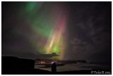 Dyrholaey aurora