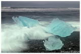 Breiðamerkursandur Ice