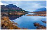 Loch Clair 'sunrise'