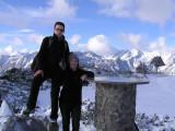Prekaljeni i oni koji to tek postaju... — na lokaciji Velika Planina Slovenia.jpg