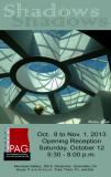Shadows Exhibit - October 2013