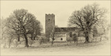 Caister St Edmund Church, Norfolk