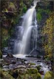 Waterfall at Blaen y Glyn, Talybont