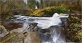 Pont Cwm Y Fedwen, Taf Fechan