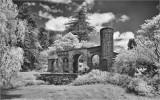 Folly at Dyffryn Gardens