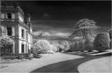 Dyffryn House. East side.