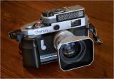 Canon P  (c1958)
