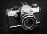 Praktica LTL, Tessar 50mm f2.8