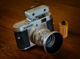 Voigtlander Vito B (Small viewfinder model)