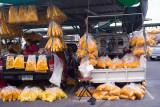 Truck loads of Marigolds