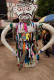 Phi Ta Khon, the Ghost Festival of Dan Sai, Loei, Thailand