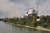 Roche tower in construction