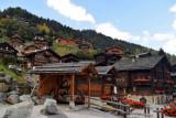 Grimentz vieux village
