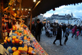 Christmas market on Barfüsserplatz