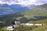 Hotel Weisshorn & St-Luc ski area