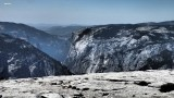 hiking Half Dome