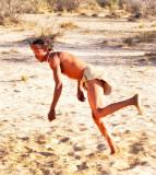 Bushman - Stick Game