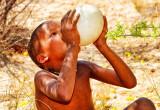 Ostrich Egg –  Water Bottle