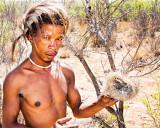 A Bushman called Bill