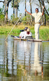 Exploring Okavango by Makoro