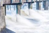 Military Bridge - River Shannon in Flood