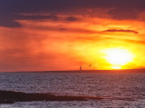 Aran Islands Sunset