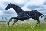 Ghost Horses from the Bog ... 3